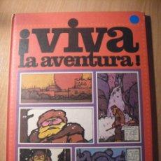 Cómics: ¡VIVA LA AVENTURA! - ED. ESCO. Lote 40828464