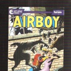 Cómics: AIRBOY 10. Lote 40836314
