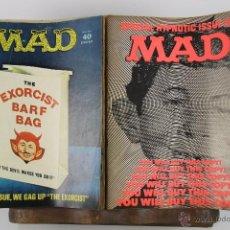 Cómics: 4097-LOTE DE 19 COMIC/REVISTA MAD ED. E.C. PUBLICATIONS.AÑOS 60/70. Lote 40871299