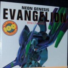 Cómics: NEOGENESIS EVANGELION: ARTBOOK NEW TYPE 100 COLLECTION NEON GENESIS EVANGELION EN JAPONÉS. Lote 40884917