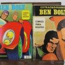 Cómics: 4117-LOTE DE 2 COMICS. BEL BOLT. EDT. MAISAL. AÑOS 70. Lote 40886288