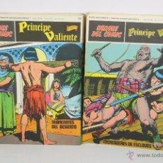 Cómics: 4138- EL PRINCIPE VALIENTE. HEROES DEL COMIC. EDIT. BURU LAN. PRIMERA AÑOS 70. . Lote 40902003
