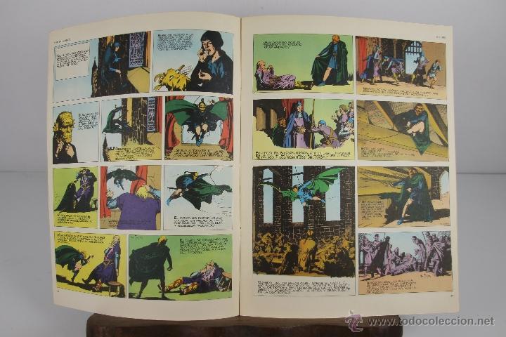 Cómics: 4138- EL PRINCIPE VALIENTE. HEROES DEL COMIC. EDIT. BURU LAN. PRIMERA AÑOS 70. - Foto 6 - 40902003