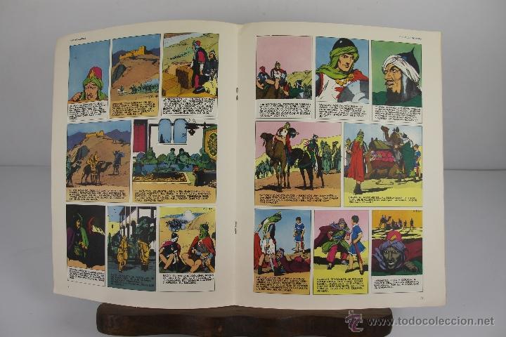 Cómics: 4138- EL PRINCIPE VALIENTE. HEROES DEL COMIC. EDIT. BURU LAN. PRIMERA AÑOS 70. - Foto 9 - 40902003