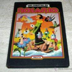 Cómics: LOS CUENTOS DE ROSARIO. ED. PALA 1974. TAPA DURA .. Lote 40939642