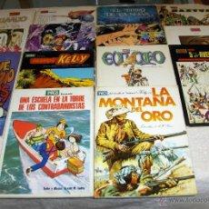 Cómics: COL. TRINCA LOTE DE 8 NºS. DONCEL 1970. MANOS KELLY, HAXTUR, DON QUIJOTE... TAMBIÉN SUELTOS. Lote 40939743