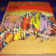 Cómics: PRÍNCIPE VALIENTE TOMO Nº 4 LA LLAMA DE LA VIDA. BURU LAN 1973.. Lote 40985039