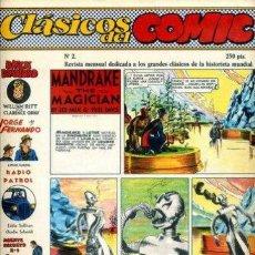Cómics: CASICOS DEL COMIC LOTE DE 2 Nº (2-3) EDITORIAL COMPLOT. Lote 40988712