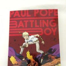 Cómics: BATTLING BOY - PAUL POPE - RANDOM HOUSE MONDADORI. Lote 41035281