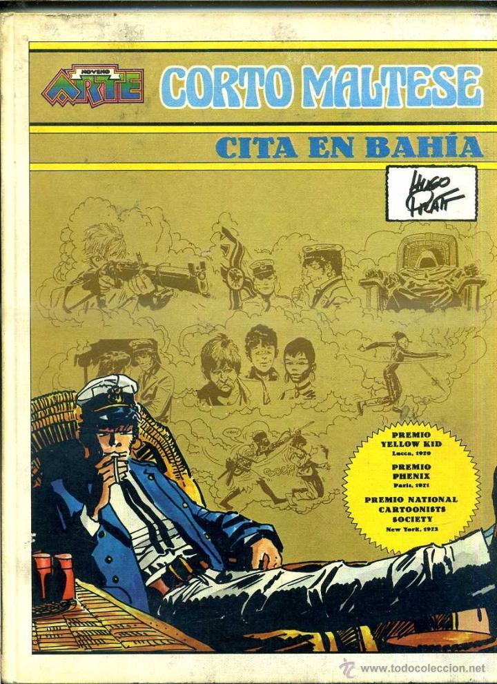 CORTO MALTESE : CITA EN BAHÍA (PALA, 1974) (Tebeos y Comics - Comics otras Editoriales Actuales)
