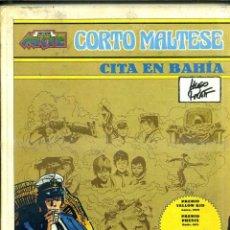 Cómics: CORTO MALTESE : CITA EN BAHÍA (PALA, 1974) . Lote 41056665