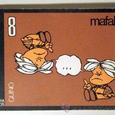Cómics: MAFALDA NÚM. 8 (QUINO). Lote 29457611