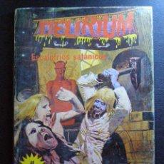 Cómics: DELIRIUM Nº 12 - ESCALOFRIOS SATÁNICOS - ELVIBERIA - PUBLICACION PARA ADULTOS -. Lote 41123506