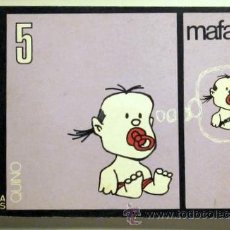 Cómics: MAFALDA NÚM. 5 (QUINO) - LUMEN 1971. Lote 29457662