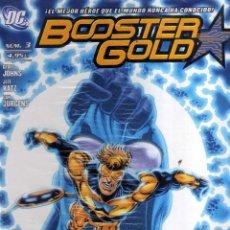 Cómics: BOOSTER GOLD - NÚMERO 3 (DC) - CJ23. Lote 41139205