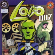 Cómics: LOBO 007 - CJ23. Lote 41139326