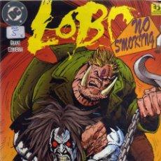 Cómics: LOBO NO SMOKING! - CJ23. Lote 41139577