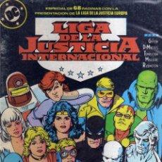 Cómics: LIGA DE LA JUSTICIA INTERNACIONAL - CJ23. Lote 41140548