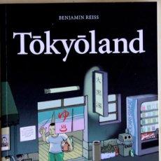 Cómics: TOKYOLAND. Lote 41192227