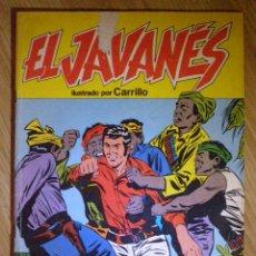 Cómics: COMICS EL JAVANES Nº 9 - LA ESMERALDA DE BUDA - 1982. Lote 41204913