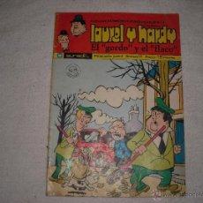 Cómics: LAUREL Y HARDY PUBLICACIÓN JUVENIL Nº 32. Lote 41216832