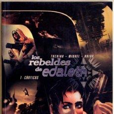 Cómics: LOS REBELDES DE EDALETH (RECERCA EDITORIAL). Lote 41224520