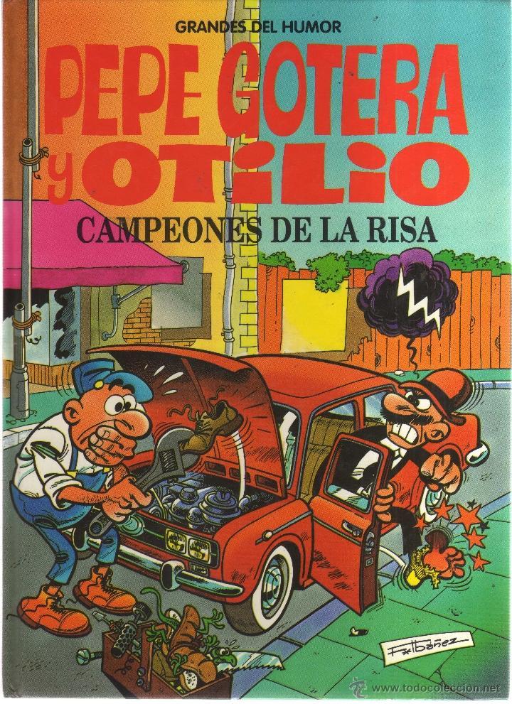 PEPE GOTERA Y OTILIO Nº 3 - CJM1 (Tebeos y Comics - Comics otras Editoriales Actuales)