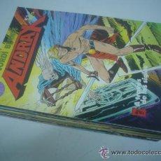 Fumetti: ANDRAX. JORDI BERNET: (12 NÚMEROS) COMPLETA. TOUTAIN. Lote 41263855