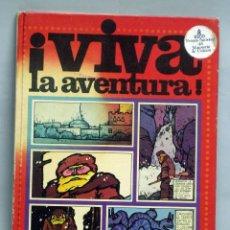 Cómics: VIVA LA AVENTURA ED ESCO 1979. Lote 41264770