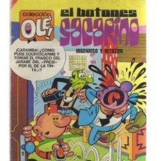 Cómics: EL BOTONES SACARINO Nº 68 - CJM4. Lote 41267206