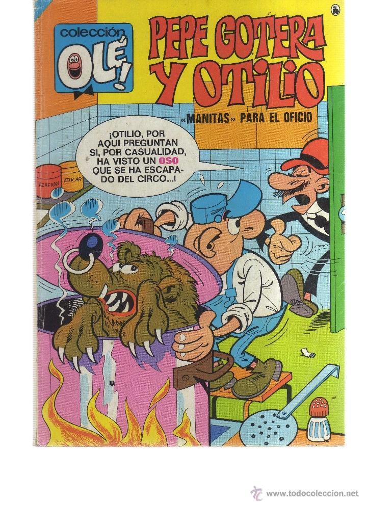 PEPE GOTERA Y OTILIO Nº 60 - CJM4 (Tebeos y Comics - Comics otras Editoriales Actuales)