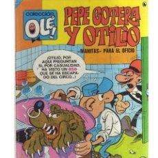 Cómics: PEPE GOTERA Y OTILIO Nº 60 - CJM4. Lote 41267688