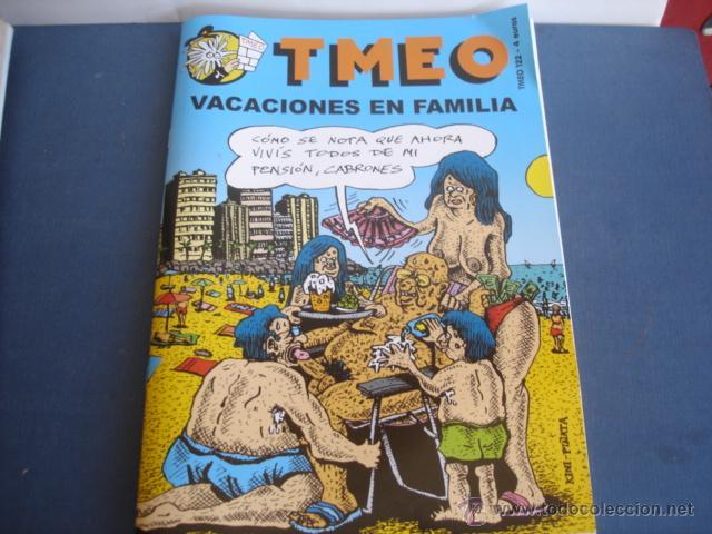 TMEO Nº122 (Tebeos y Comics - Comics otras Editoriales Actuales)