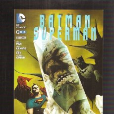 Cómics: BATMAN SUPERMAN 3. Lote 41397342