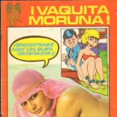 Cómics: TEBEOS-COMICS CANDY - VAQUITA MORUNA - MARC BEN 1977 - SELECCION DE CHISTES ADULTOS -MUY RARO *AA99. Lote 41410361