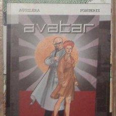 Cómics: AVATAR, AGUILERA, FONTERIZ. Lote 41417500
