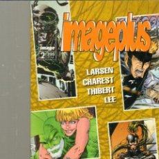 Cómics: TEBEOS-COMICS CANDY - IMAGEPLUS 2 Y 3 - WARBLADE - DEATHBLOW - SAVAGE DRAGON, ETC. -IMAGE - *RR99. Lote 41432498