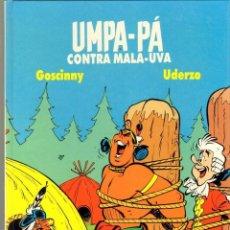 Cómics: TEBEOS-COMICS CANDY - UMPA-PA CONTRA MALA UVA - Nº 5 - ED. AKAL - GOSCINNY - UDERZO (ASTERIX) *CC99. Lote 41454994