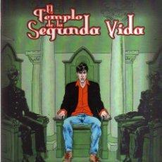 Cómics: DYLAN DOG EL TEMPLO DE LA SEGUNDA VIDA - ED. ALETA. Lote 41509070
