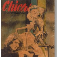 Cómics: CHICAS. LA REVISTA DE LOS 17 AÑOS. NUMERO 33. 2ª EPOCA 1951.. Lote 41514267