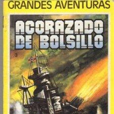 Cómics: TEBEOS-COMICS CANDY - GRANDES AVENTURAS - Nº 3 - GTS - 1983 - MUY DIFICIL *XX99. Lote 41545831