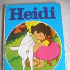 Cómics: TEBEO DE TAPAS DURAS - HEIDI - PUBLICACIONES LAIDA - - SEPTIEMBRE 1975.. Lote 41579423