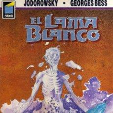 Cómics: EL LAMA BLANCO - JODOROWSKY, GEORGES BESS. Lote 41587562