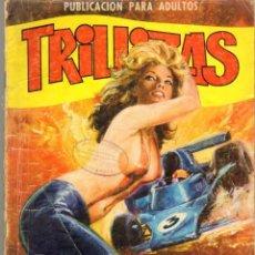 Cómics: TEBEOS-COMICS CANDY - TRILLIZAS - Nº 2 - ED. VALENCIANA - 1977 *AA99. Lote 41657252