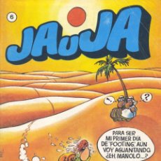 Cómics: JAUJA Nº6 (VÁZQUEZ, JAN Y OTROS). Lote 41695570