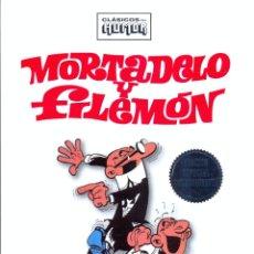 Cómics: MORDADELO Y FILEMÓN - CLÁSICOS DEL HUMOR / ED. COLECCIONISTA. Lote 41778580