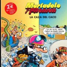 Cómics: MORTADELO Y FILEMÓN A LA CAZA DEL CACO. Lote 41778651