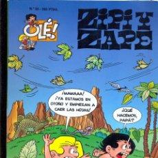 Cómics: ZIPI Y ZAPE - COLECCIÓN OLɺ 55 - 1ª EDICIÓN. Lote 41778859