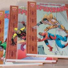 Cómics: SPIDERMAN STAN LEE Y STEVE DITKO - COMPLETA 3 TOMOS, CARTONÉ, NUEVOS (PRECINTADOS) - PLANETA 2002. Lote 41794461