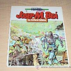 Cómics: LA ESFERA CUBICA. JOSEP M. BEA.. Lote 41837394
